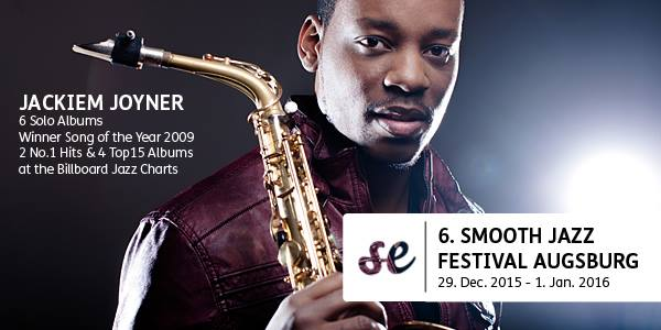 Smooth Jazz festival – Augsburg, Germany