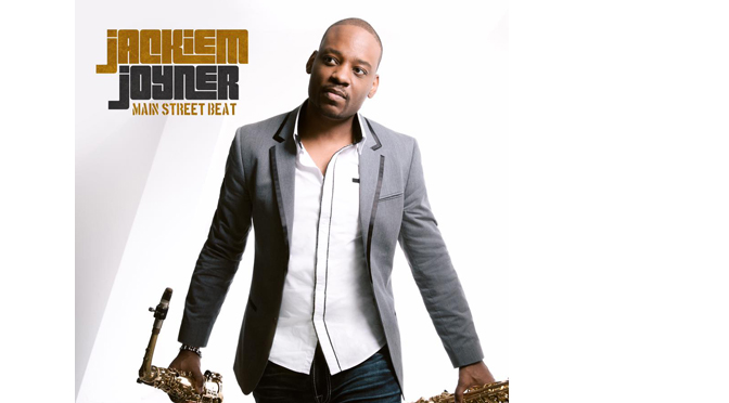 Fatherhood has put saxophonist Jackiem Joyner in a funky mood