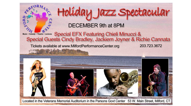 Milford Performance Center Holiday Concert