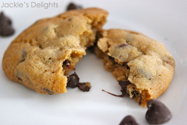 chocolate chip cookies.5