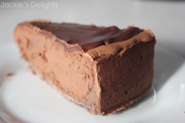 triple chocolate cheesecake.2