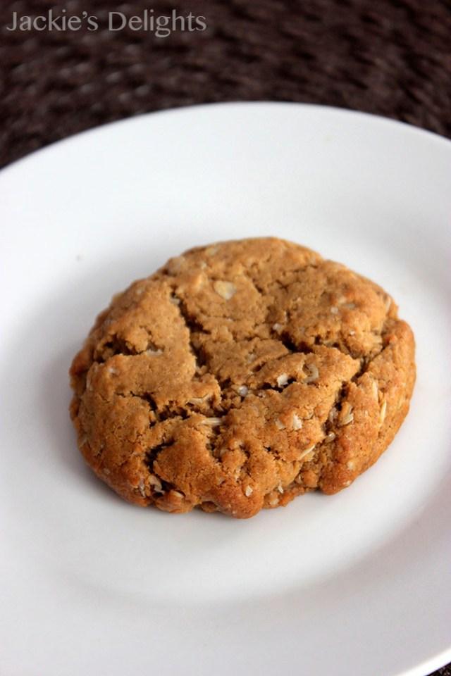 Oatmeal Peanut Butter Cookies (GF).2