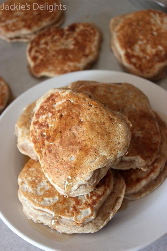 yeast pancakes.4