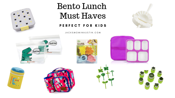 Bento Lunch Must Haves Jack39s Mom In Austin