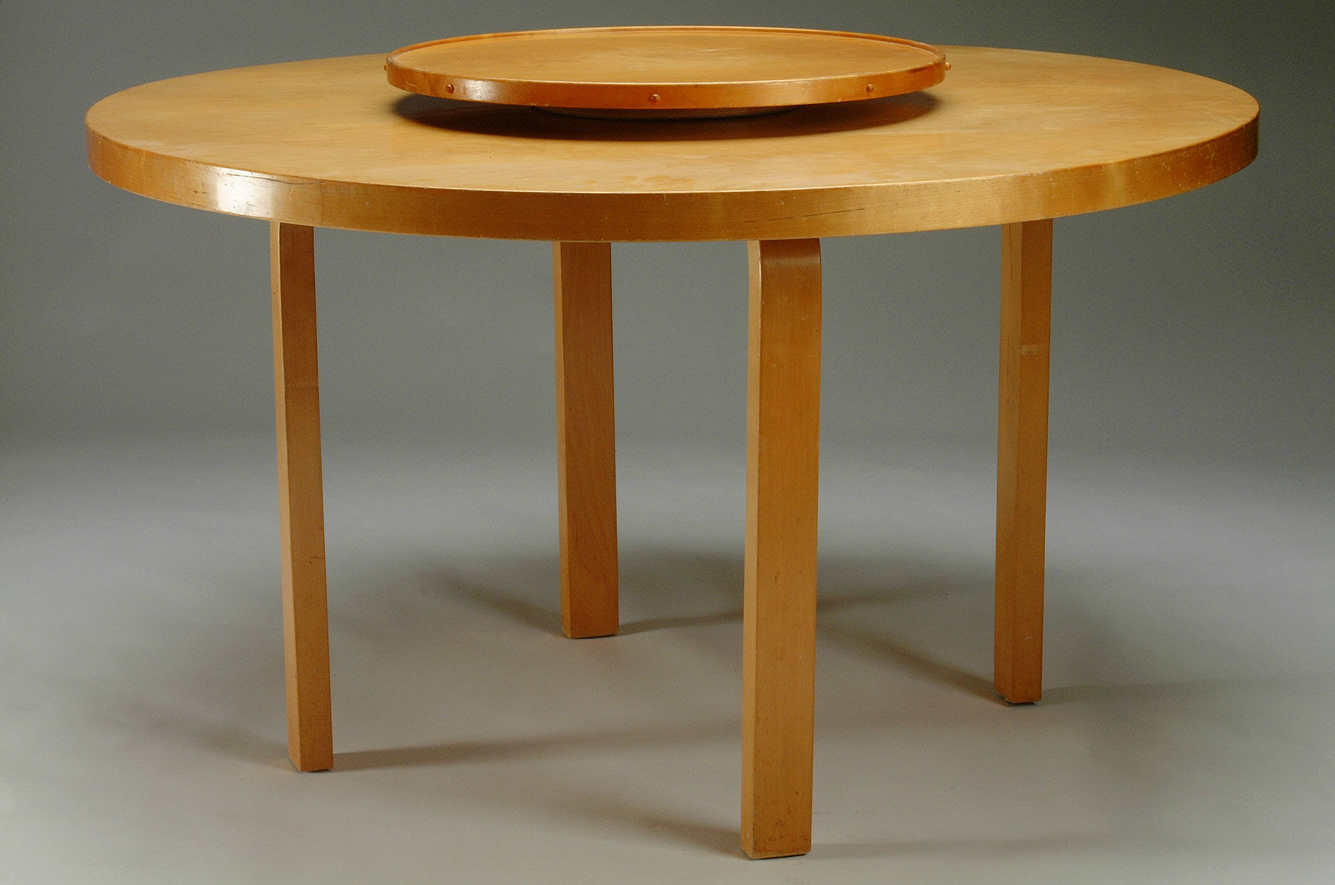 Lazy Susan Table Jacksons Lazy Susan Table Alvar Aalto