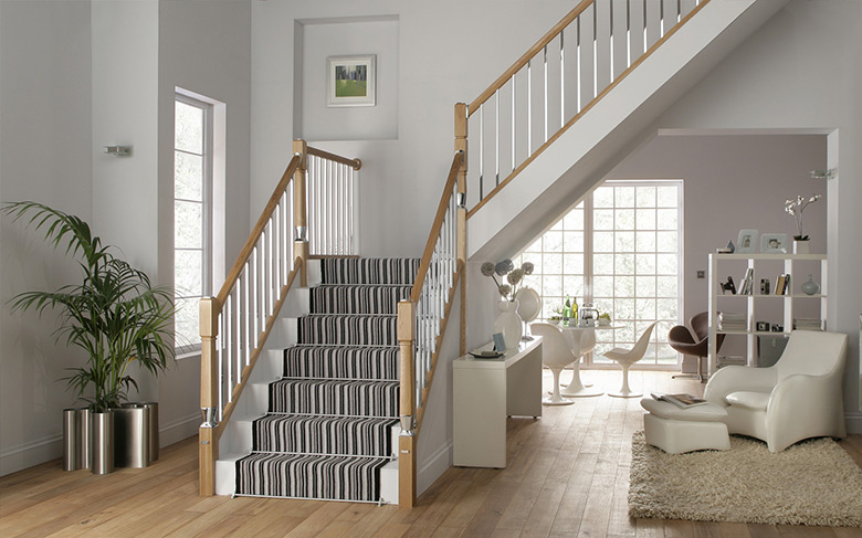 Staircases Contemporary Axxys Staircase Fittings For Contemporary Designs At