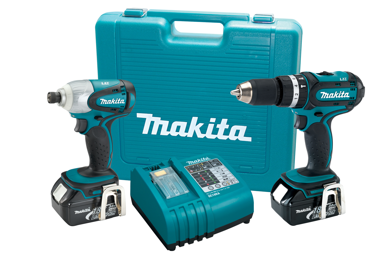 Makita Accuboor Set Makita Lxt211 18 Volt Cordless Lxt Combo Kit Review