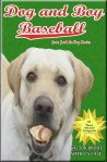 Dog and Boy Baseball Cover