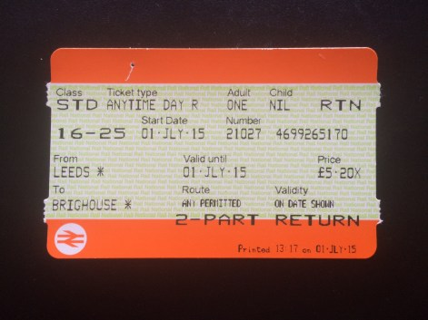 The return ticket