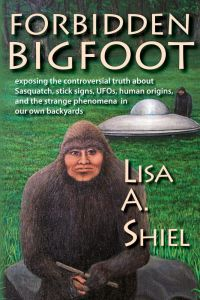 Book Cover: Forbidden Bigfoot