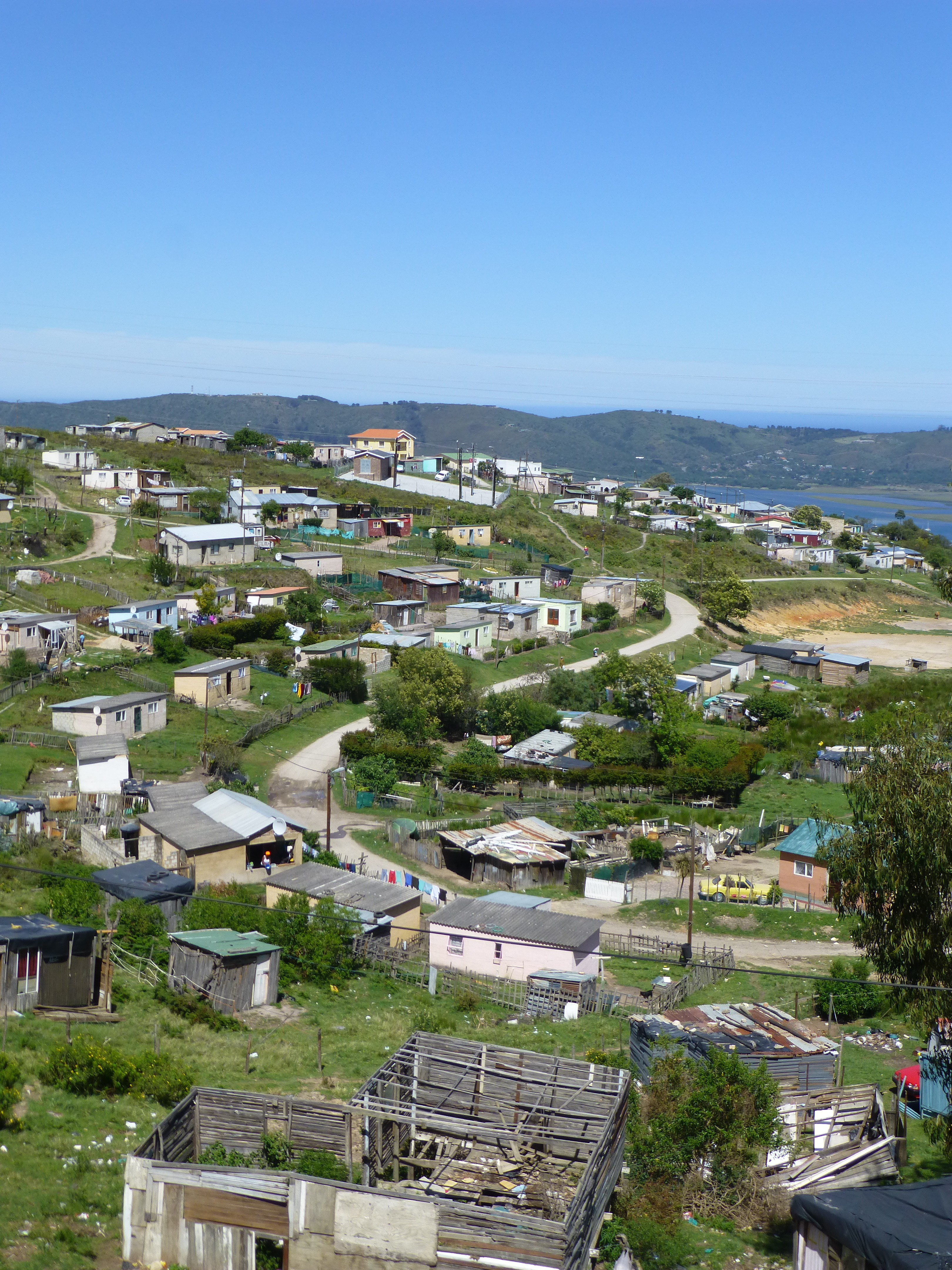 Hoe Geld Verdienen Blog Township Toer In Knysna Zuid Afrika Safe And Healthy Travel