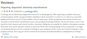 Yell E-Lettings review