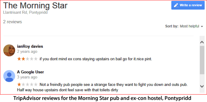 Morning Star reviews