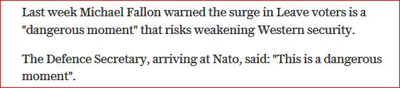 Fallon NATO
