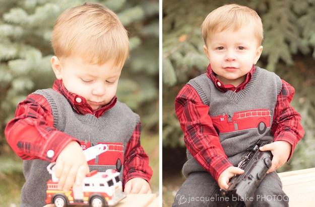 children's photographer, ham lake photography studio, christmas portraits
