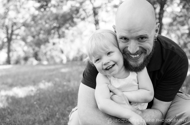 Daddy Daughter Portraits - Blaine Photographer