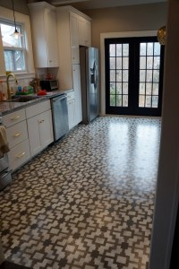 12 Stunning Painted Floors That Will Inspire You to Up ...