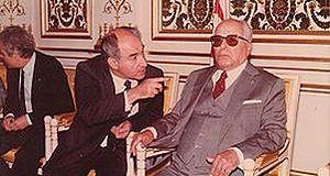 الحبيب بورقيبة - محمد مزالي