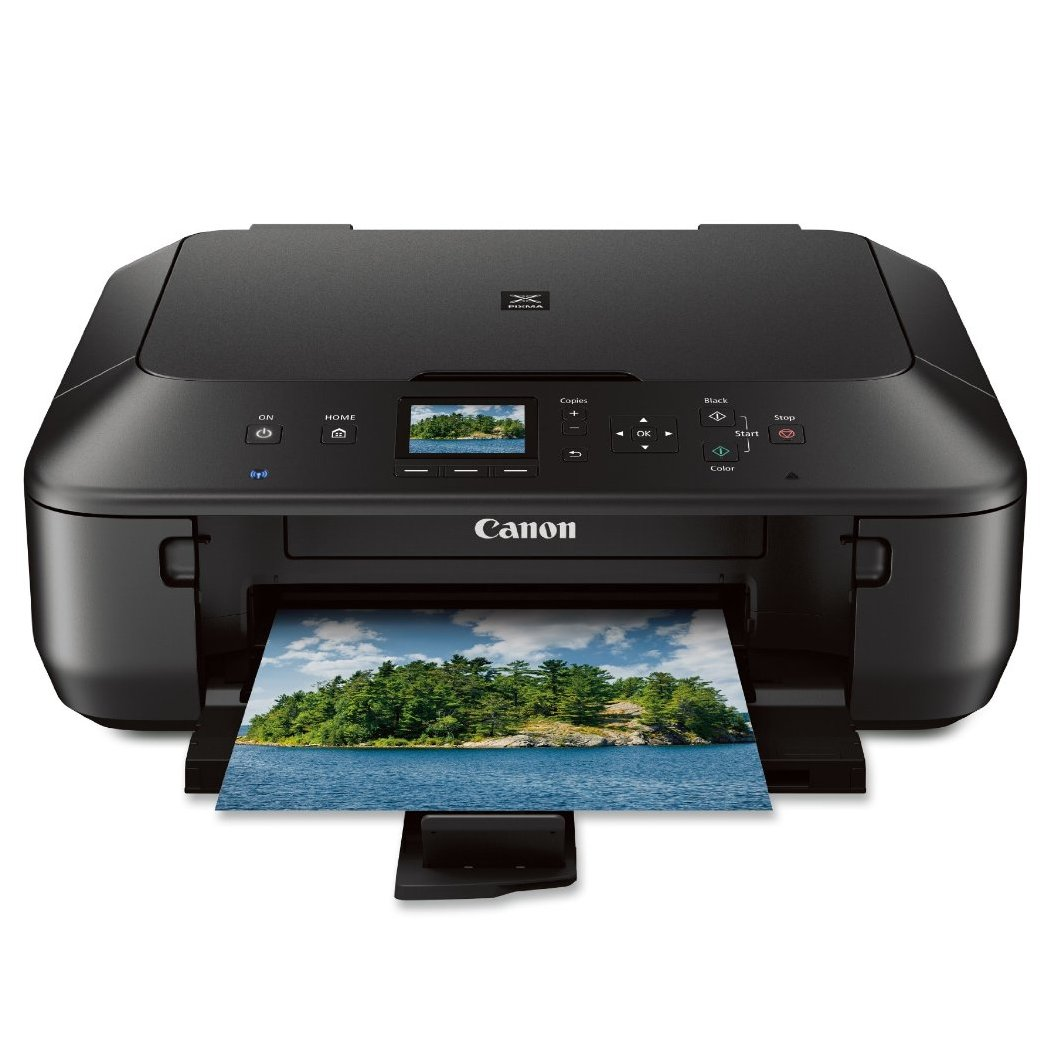 Canon All In One Canon Pixma Mg5520 Wireless All In One Color Photo Printer