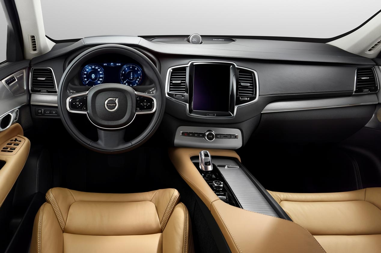 Volvo Interieur Volvo Xc90 T8 Twin Engine The Ahead Of Its Time