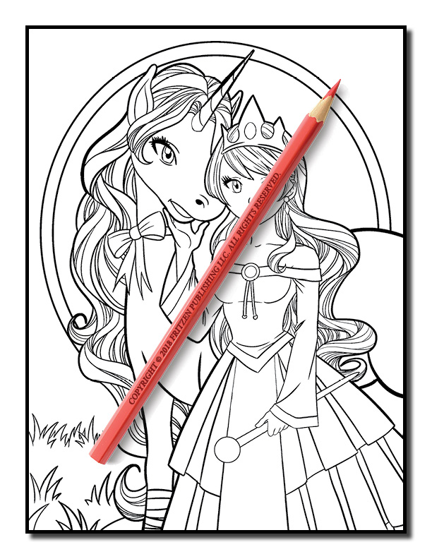 Unicorn Coloring Book Free Unicorn Coloring Book Pages for Adults