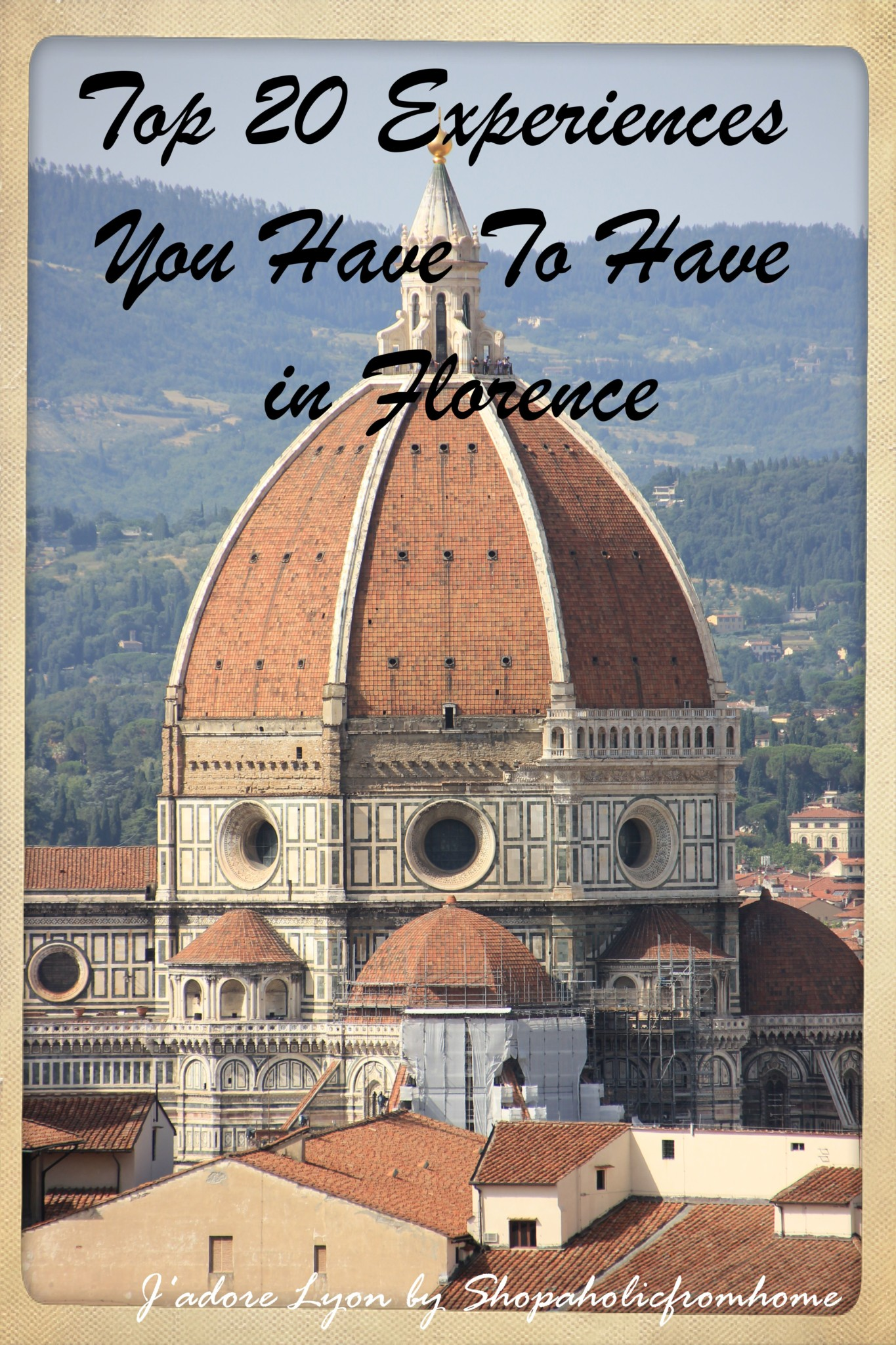 Office Du Tourisme Florence Top 20 Experiences You Have To Have In Florence Jadorelyon