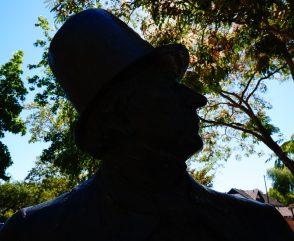 hans christian andersen park in solvang, california