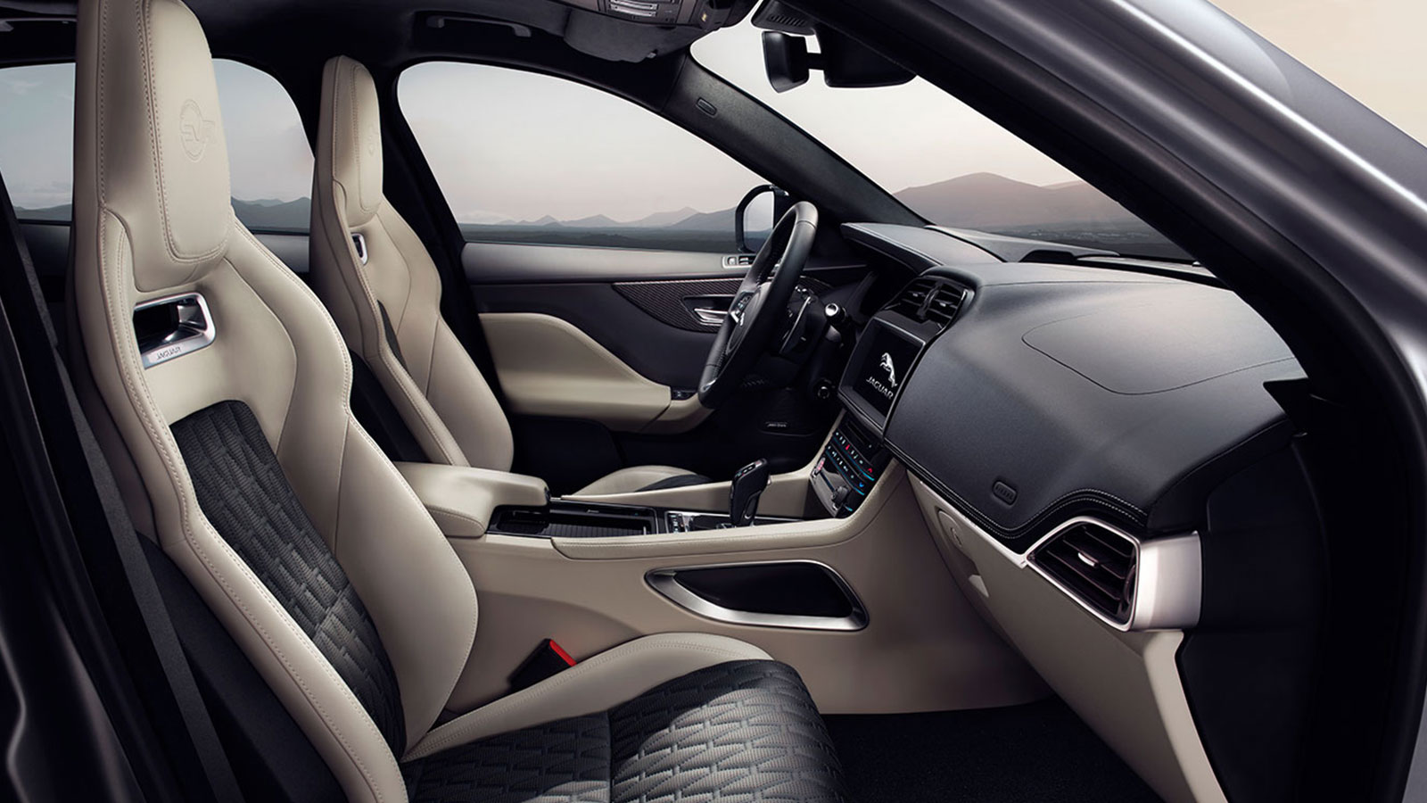 Interieur E Pace Jaguar 2019 Jaguar F Pace Interior Design Features Jaguar Canada