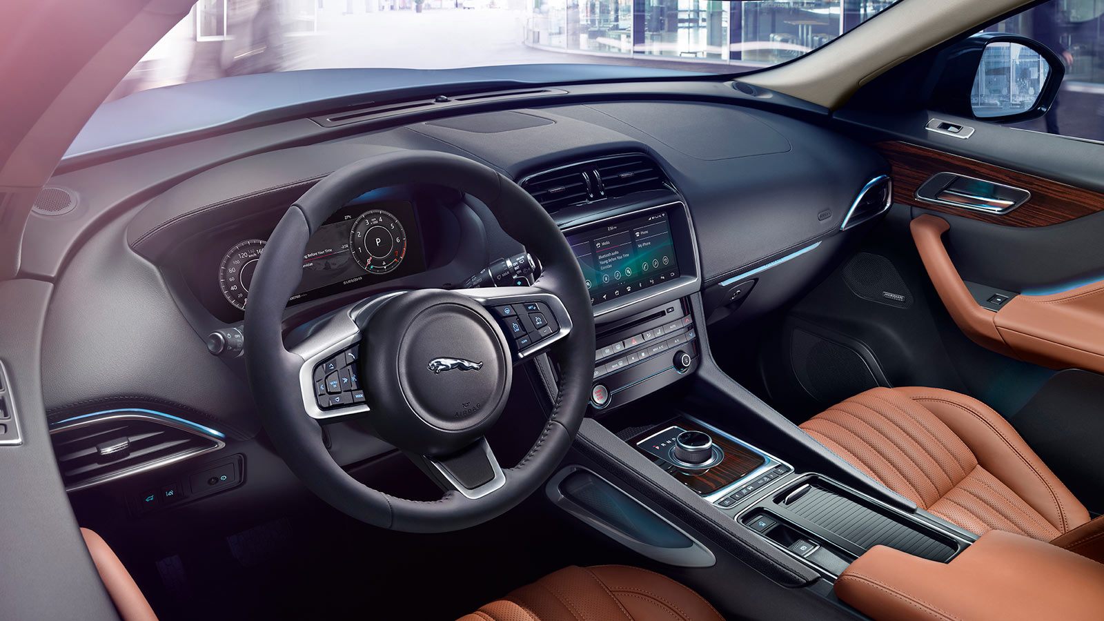 Interieur E Pace Jaguar Jaguar F Pace Interior Design Luxury Suv