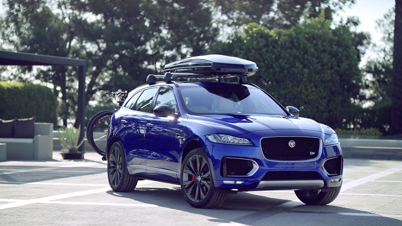 Jaguar Suv Price Uk Jaguar F Pace Performance Suv Accessories Jaguar F Pace