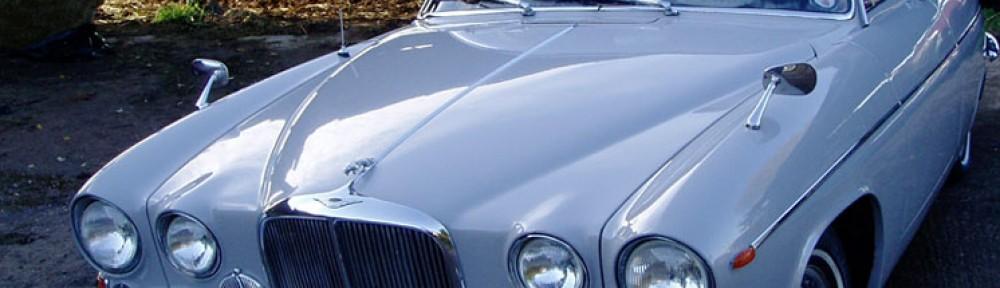 Jaguar 420G Restoration Project The Restoration Story of a Jaguar 420G