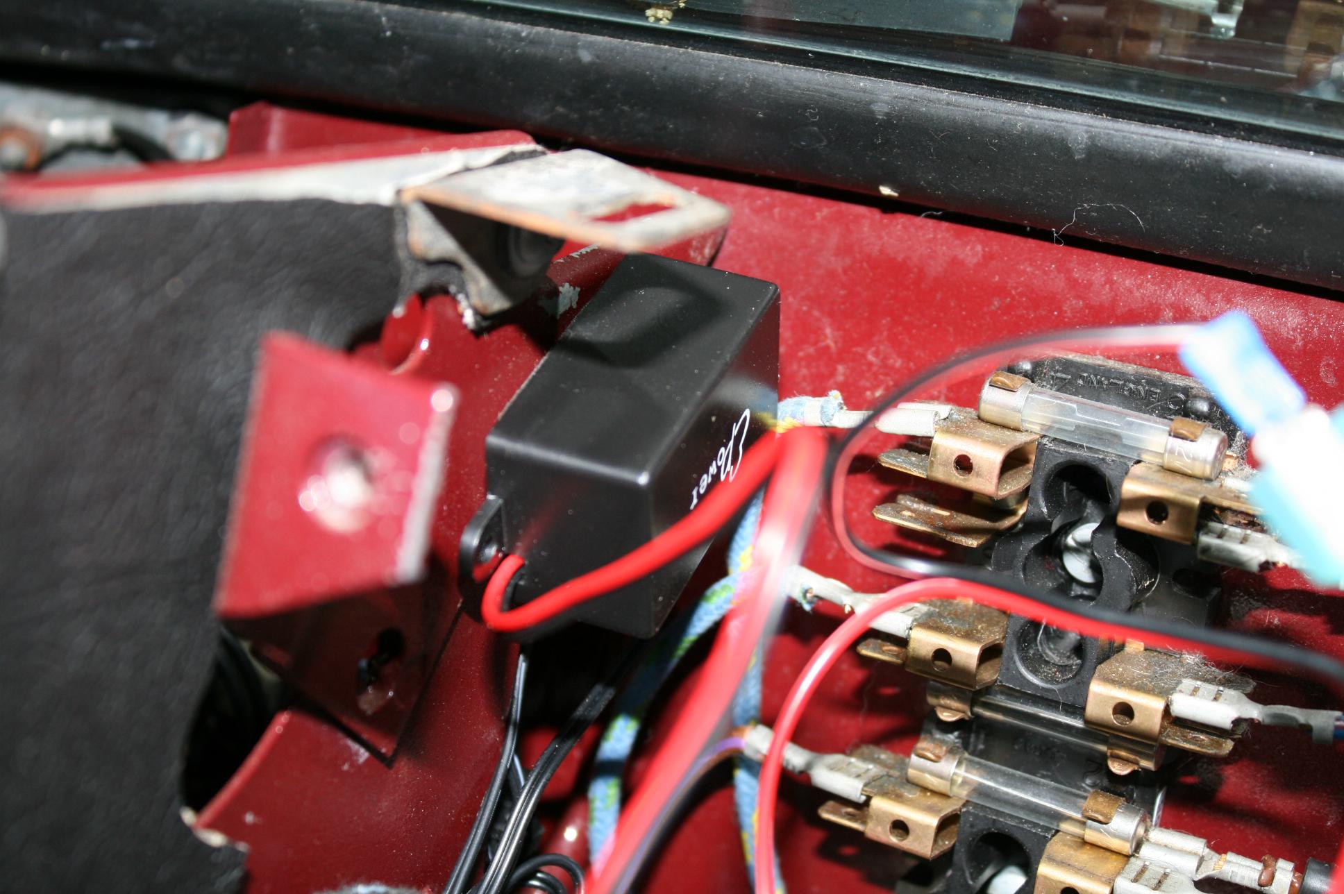 E Type Fuse Box - Data Wiring Diagram Jaguar Fuse Box on
