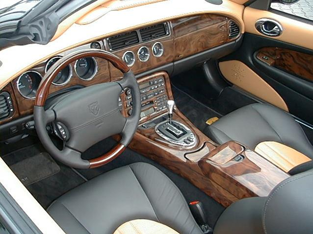 Expensive Front Doors Wood Dash Kit - Jaguar Forums - Jaguar Enthusiasts Forum