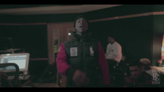 Dreamchasers – Lil Snupe, Louie V Gutta & Meek Mill Freestyle in Studio 2013