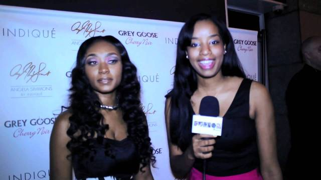 Angela Simmons By Indique Bikini Launch Party 2012