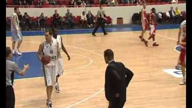 Russian Basketball League Coach Assist Of The Year 2013