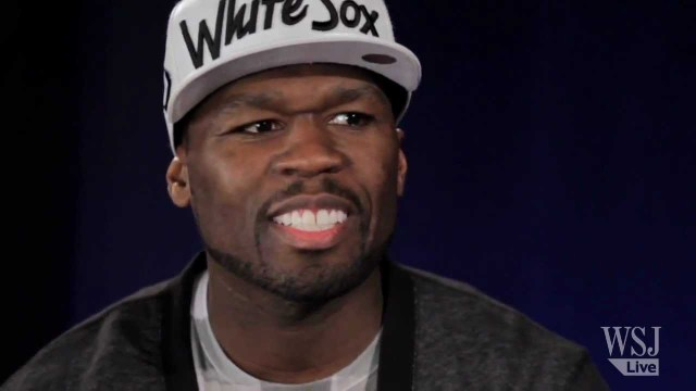 50 Cent Interview With Wall Street Journal 2013