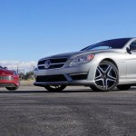 Aston Martin DB9 vs Mercedes-Benz CL65 AMG! – Head 2 Head Episode 26