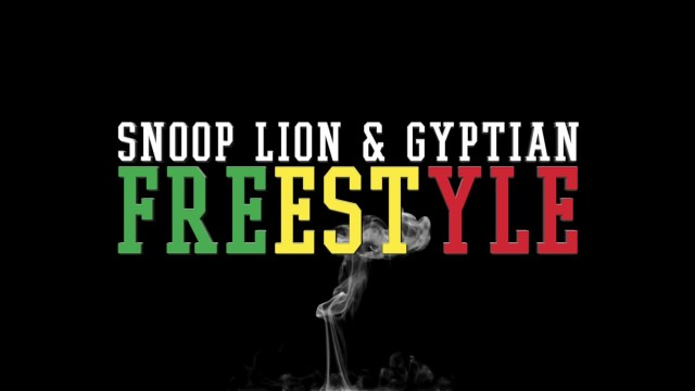Snoop Lion & Gyptian Freestyle