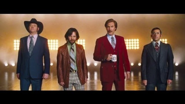 Anchorman 2: The Legend Continues Official Teaser Trailer