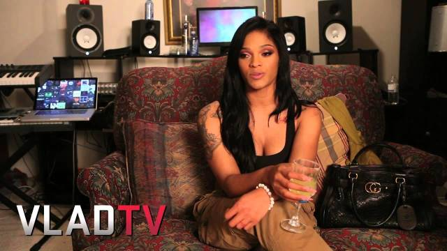 Joseline Talks Stevie J Fight &amp; Beef With Mimi