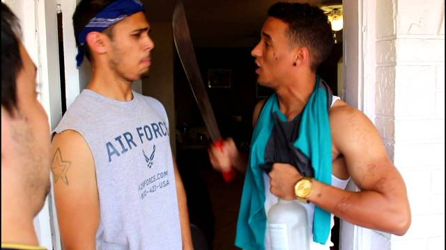 Over Protective Parents (Bad Boy 2 Date Scene) @YaadBwoys