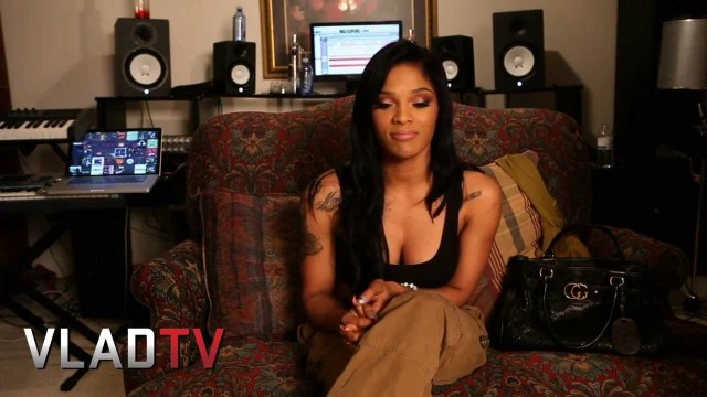 Joseline Enjoyed Watching Eve & Stevie J's Sex Tape