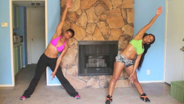 Hip Hop Tabata Dance Workout with Keaira LaShae