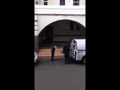 Video: Vybz Kartel Leaving Court After Been Freed Of One Of His Murder Charge
