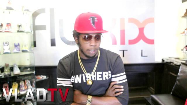 Trinidad James Didn't Listen to Radio Before Album