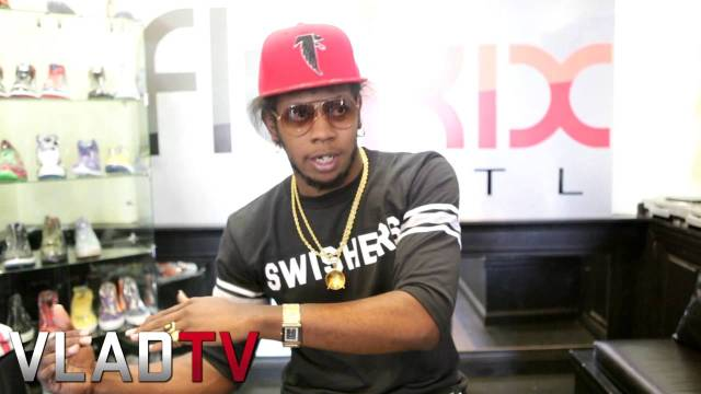 Trinidad James: I Don't Want to Talk About Molly Again
