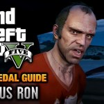 GTA 5 – Mission #19 – Nervous Ron [100% Gold Medal Walkthrough]