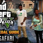 GTA 5 – Mission #27 – Hood Safari [100% Gold Medal Walkthrough]