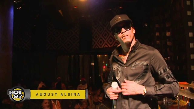 Hot 97 Presents Who's Next With August Alsina & Tiara Thomas
